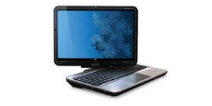 HP TouchSmart tablet PC